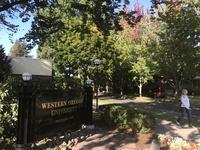 Western Oregon University in Monmouth