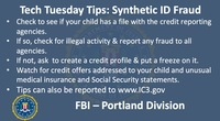 TT - Synthetic ID Theft - GRAPHIC