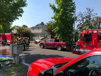 SE 68th Ave fire