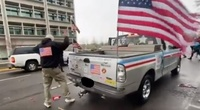 Sundays protests at Oregon State Capitol arrest information - Marion County (Photo)