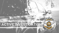 Active Investigation