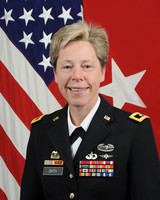 Major General Tammy Smith.